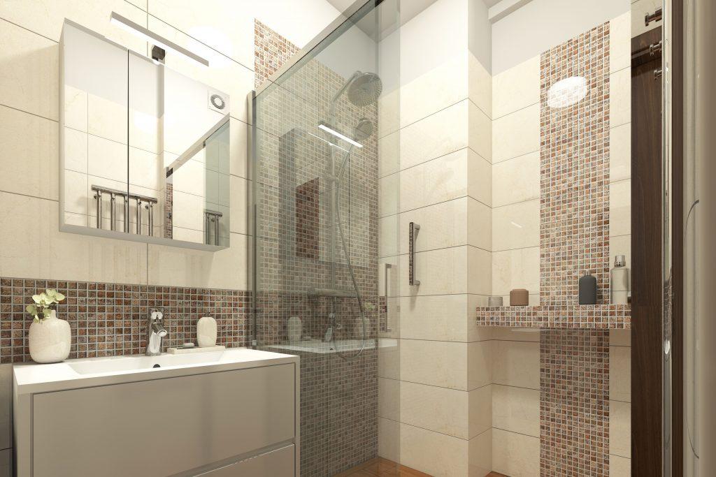 Rekonštrukcia kúpeľňa