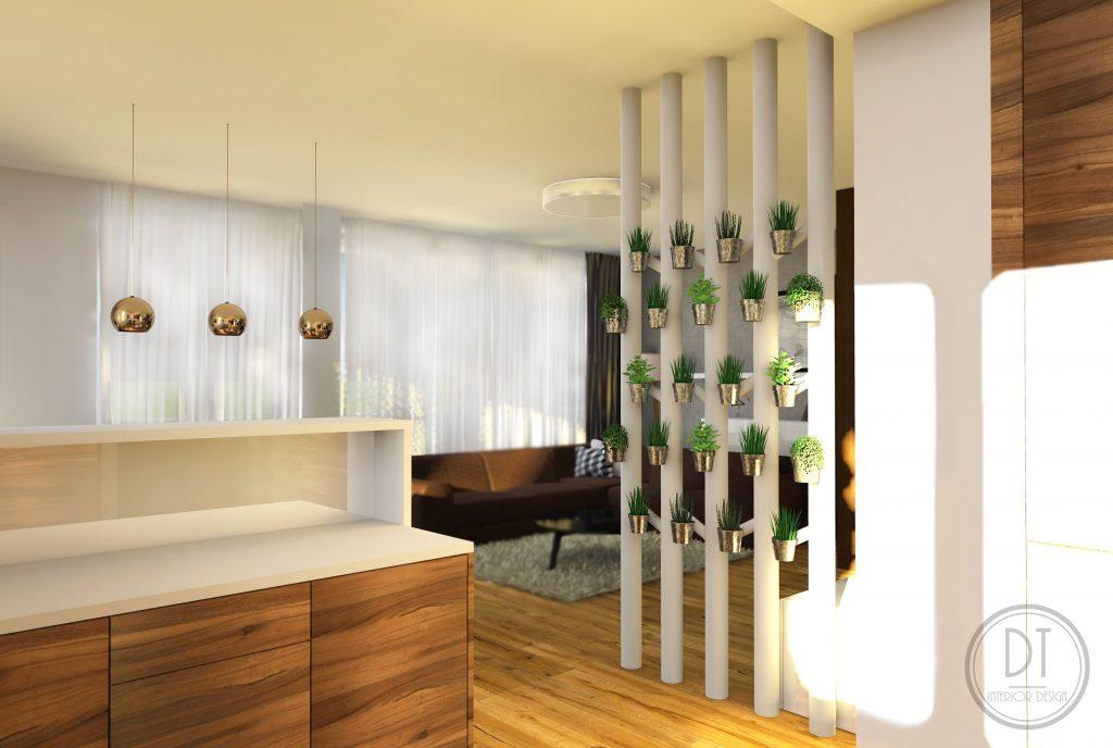 Redizajn obývačka / jedáleň