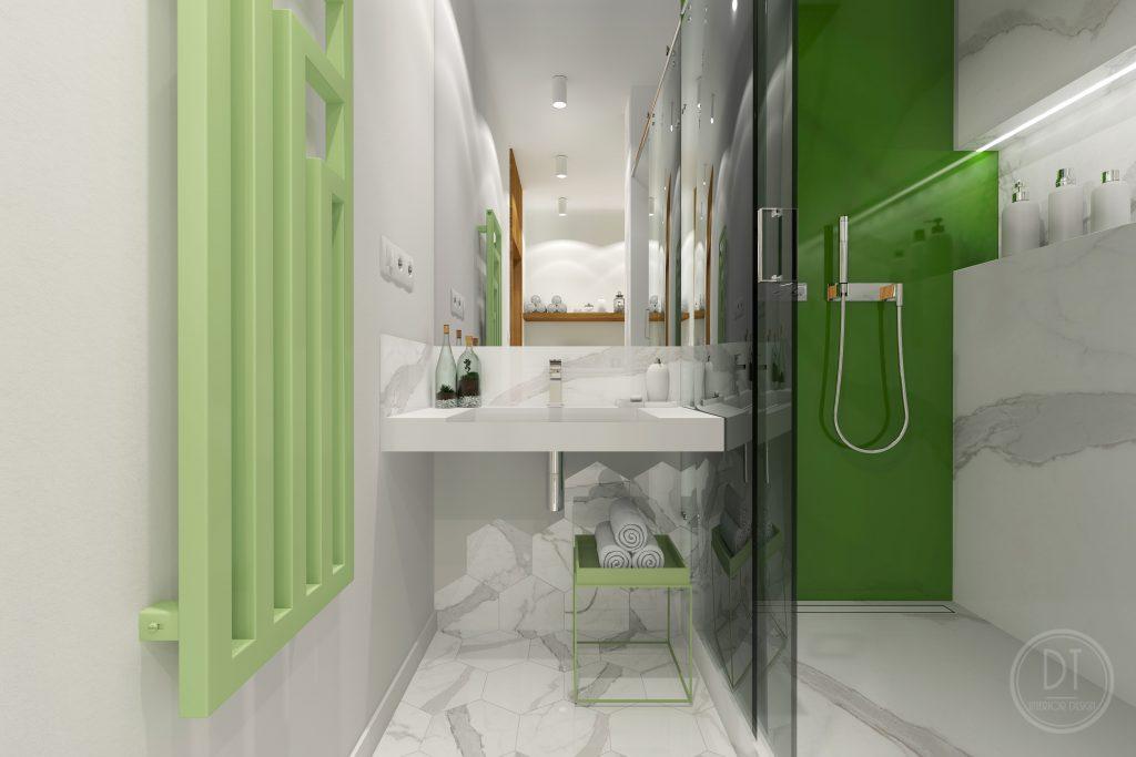 Kúpeľňa – 2-izbový byt