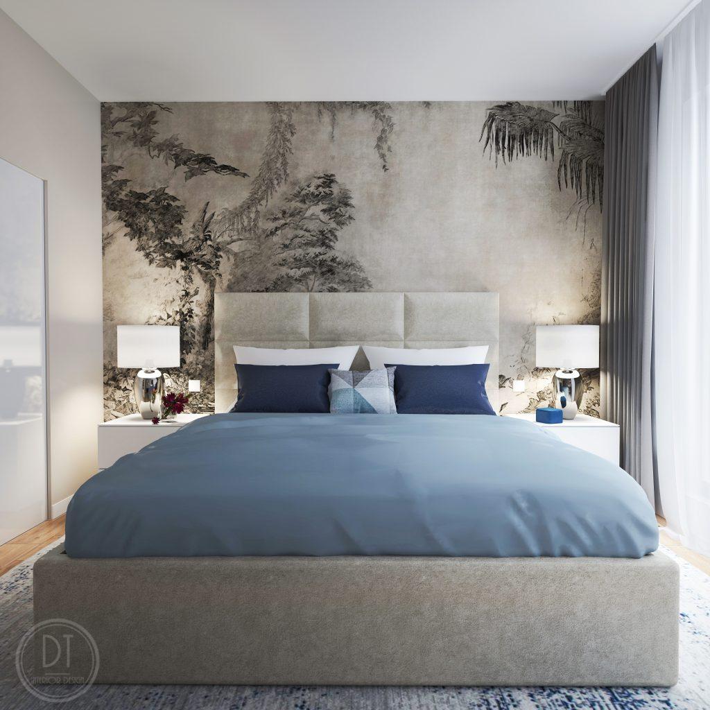 3 izbový byt Spálňa